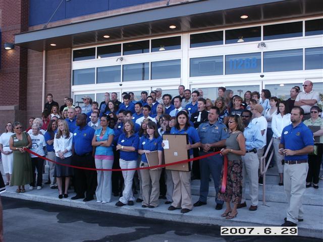Denver Inner City Parish Food Bank